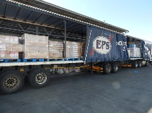 Eps Courier Truck